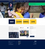Nga Tawa Website redesign