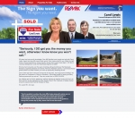 Carol Lewis Real Estate Website
